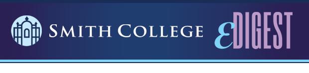 Smith College eDigest