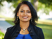 Baishakhi Taylor Named Dean of the College