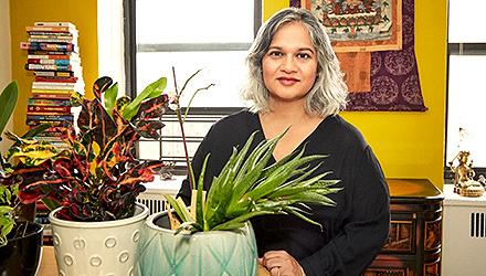 Sarina Prabasi '95: Survival of the Richest?