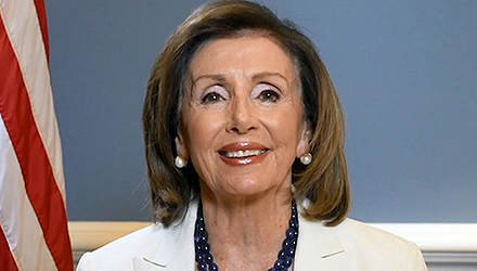 Nancy Pelosi: 'The World Needs Your Leadership'