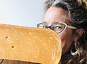 Madame Fromage on the Glory Of Cheese