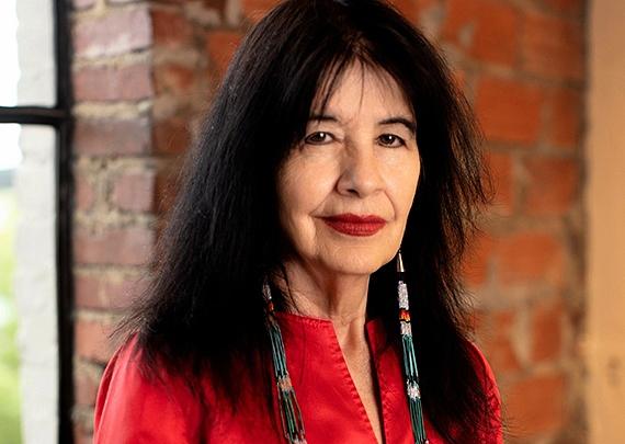 U.S. Poet Laureate Joy Harjo Named 2021 Commencement Speaker