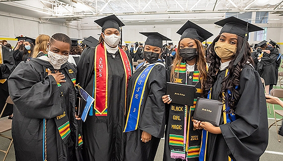 Highlights of Commencement Weekend 2021