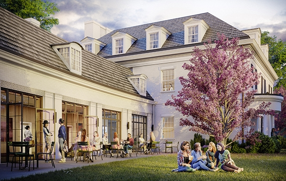 Ensuring the Alumnae House Thrives for Another Century