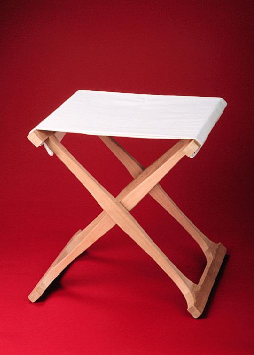 folding stool egypt bce
