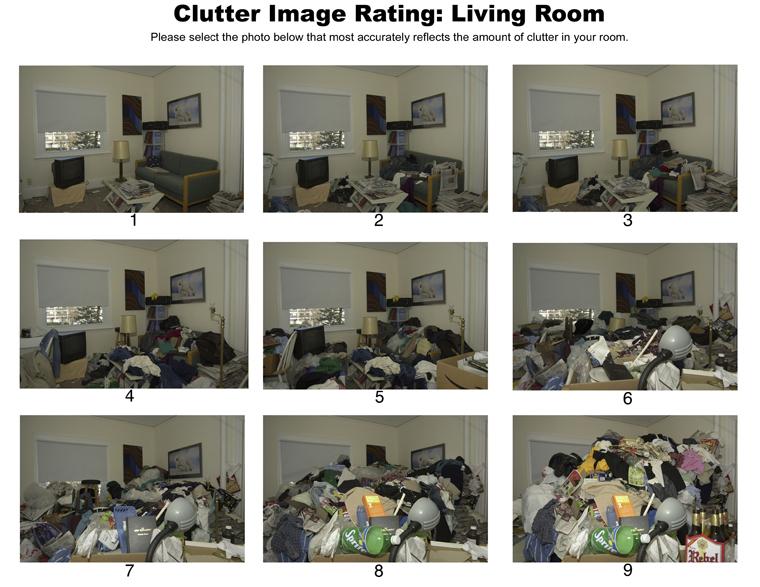 Hoarding vs. Chronic Disorganization
