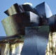ARTstor, Frank O.Gehry, The Guggenheim Museum, Bilbao Spain, 1998, photographed by Dennis Stock, Magnum Photos