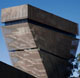 ARTstor, Herzog & de Meuron, de Young Museum, Golden Gate Park, San Francisco, completed in 2005, detail of tower and observation deck on east side