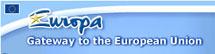 Europa Gateway to the European Union graphic