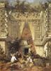 Plate 10, Archway, Casa del Gobernador, Uxmal