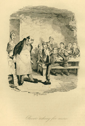 a look at the social commentary in oliver twist a novel by charles dickens