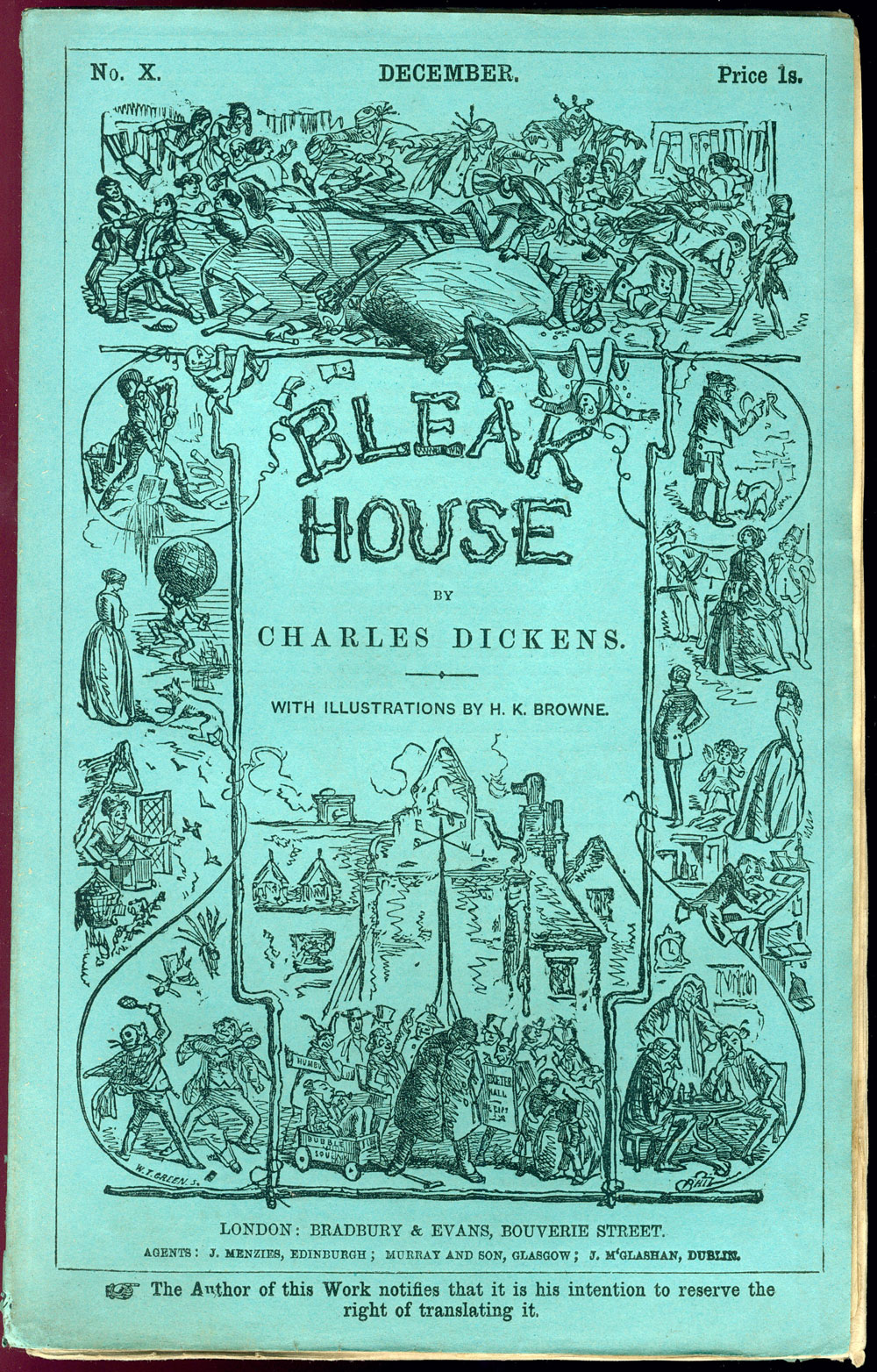 bleak house critical essays Bleak house critical essays ipgproje com meanwhile, one of the central figures involved in jarndyce and jarndyce is the menacing lawyer for sir.