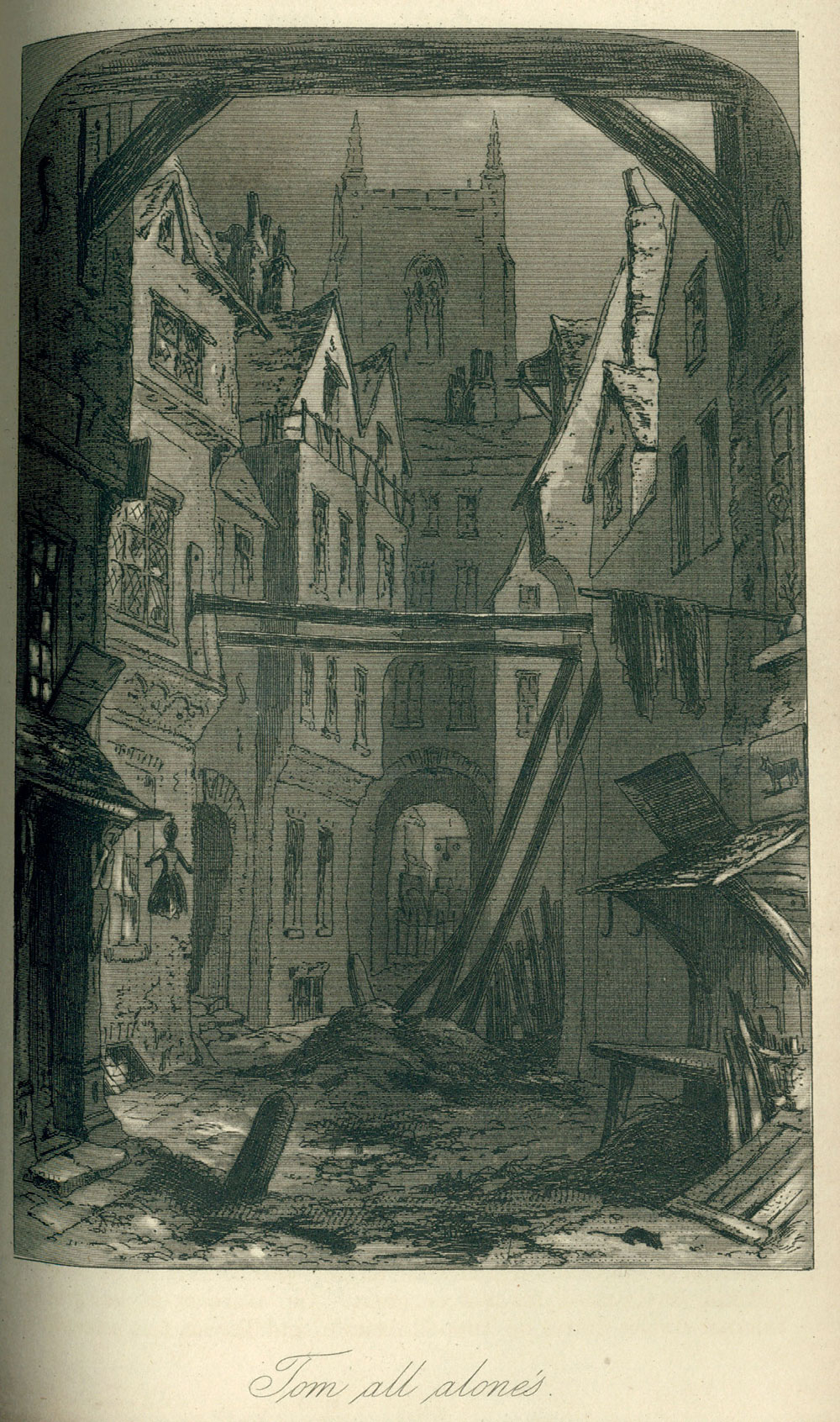 Online Exhibition: Charles Dickens at 200 | Smith College ...