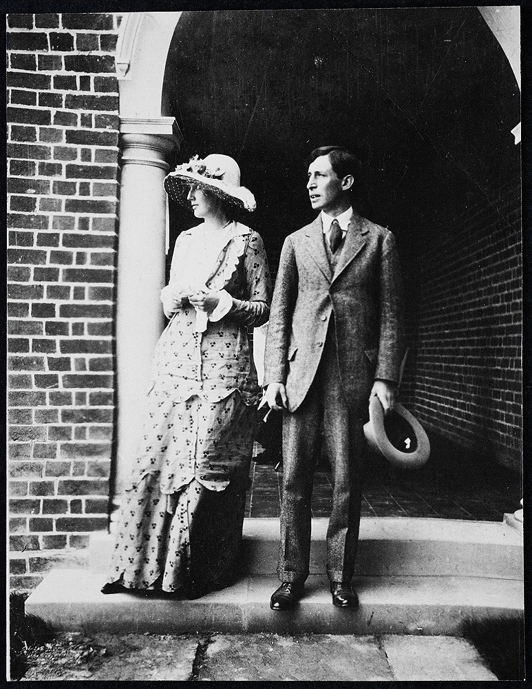 1 May (1912): Virginia Stephen Woolf to Leonard Woolf ...