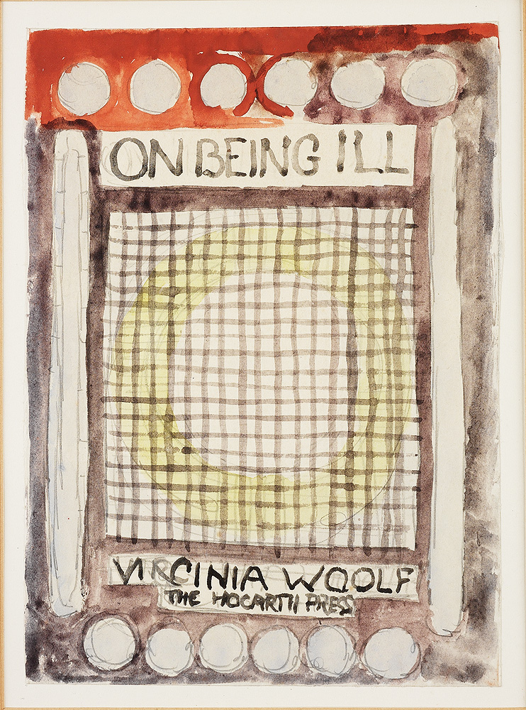 virginia woolf essay on being ill