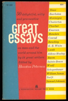 50 great essays book