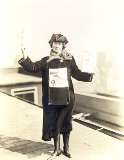 Portrait of Kitty Merion, 1911