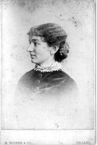 Ellen Gates Starr, undated