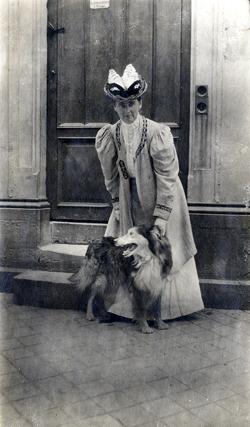 Florence Bascom, Heidelberg, 1907