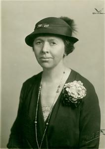 Ruth Woodsmall