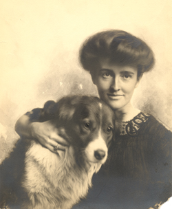 Alice Morgan Wright and friend, n.d.