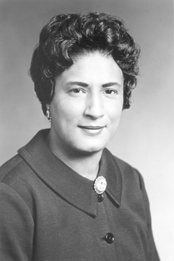 Constance Baker Motley, circa 1963