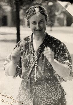 Bertha Capen Reynolds, n.d.