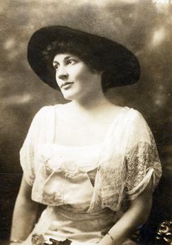 Portia Willis Fitzgerald, 1915