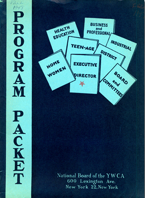 YWCA Program Packet, Fall 1947