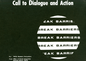 "Folder for ""Call to Dialogue and Action"" Kit, 1968"