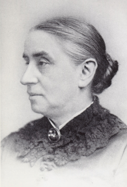 Dr. Marie Elizabeth Zakrzewska, 1896