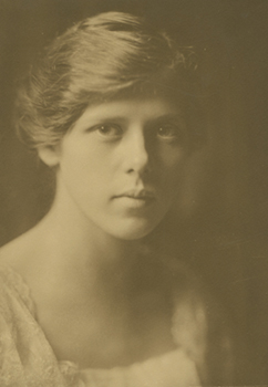Eleanor Coit, 1916
