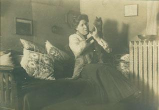 Marion Meisel, circa 1920