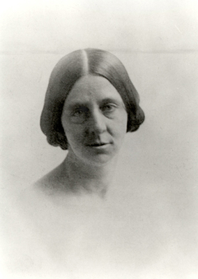 Caroline Sturgis-Tappan at about age 40