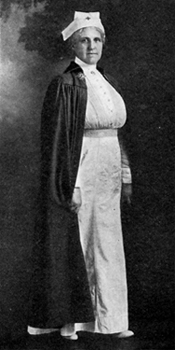 Jane Arminda Delano, founder of the American Red Cross Nursing Services, n.d.