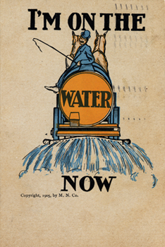 Temperance postcard, April 1906