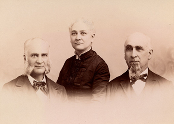 Rufus Clark Hitchcock, Henry Hitchcock, and Addie Sanford, undated