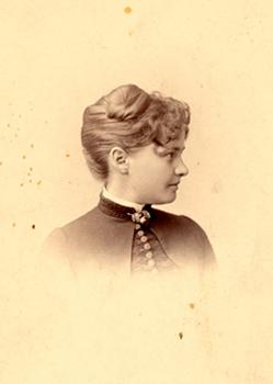 Isabel Howland, undated