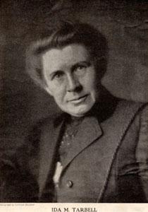 Ida M. Tarbell, undated