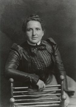 Gertrude Stein, ca. 1900