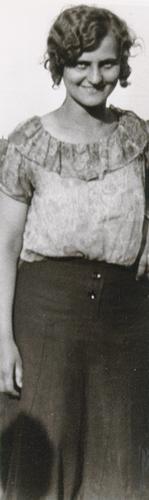 Anne Burlak, 1931