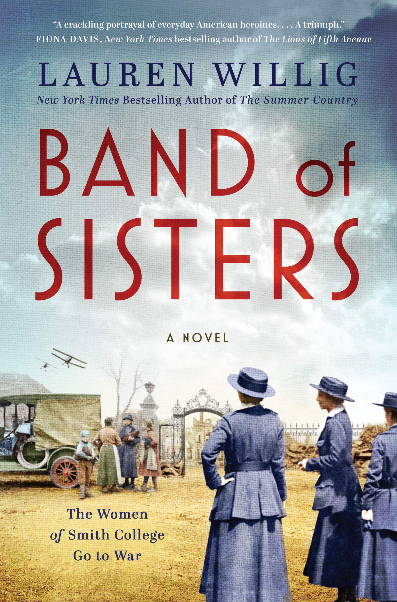 Band of Sisters book cover