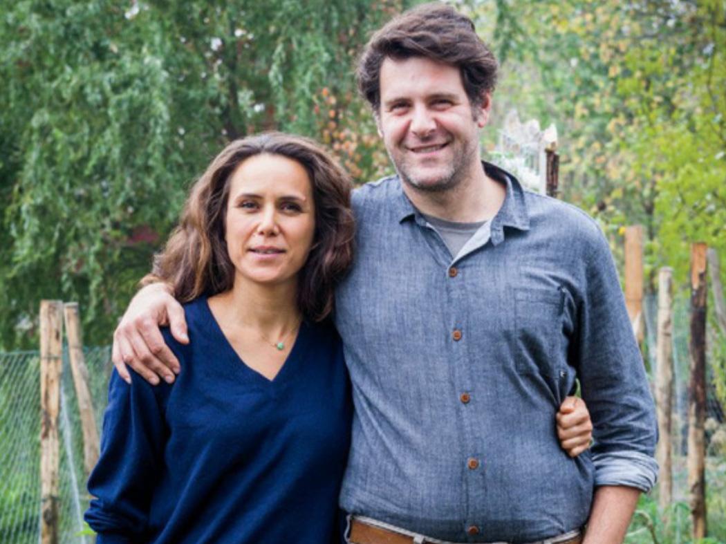 Alice Delcourt and Danilo Ingannamorte