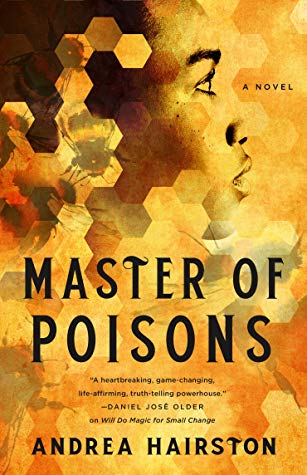 Cover Art for Master of Poisons