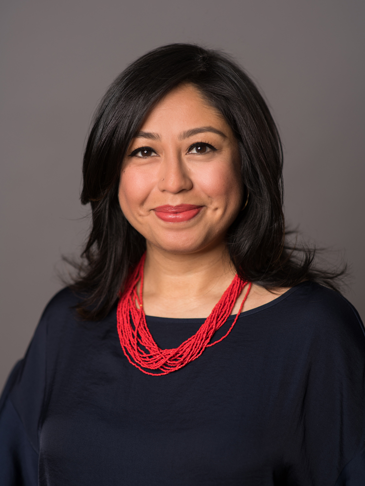 Cristina Jimenez headshot