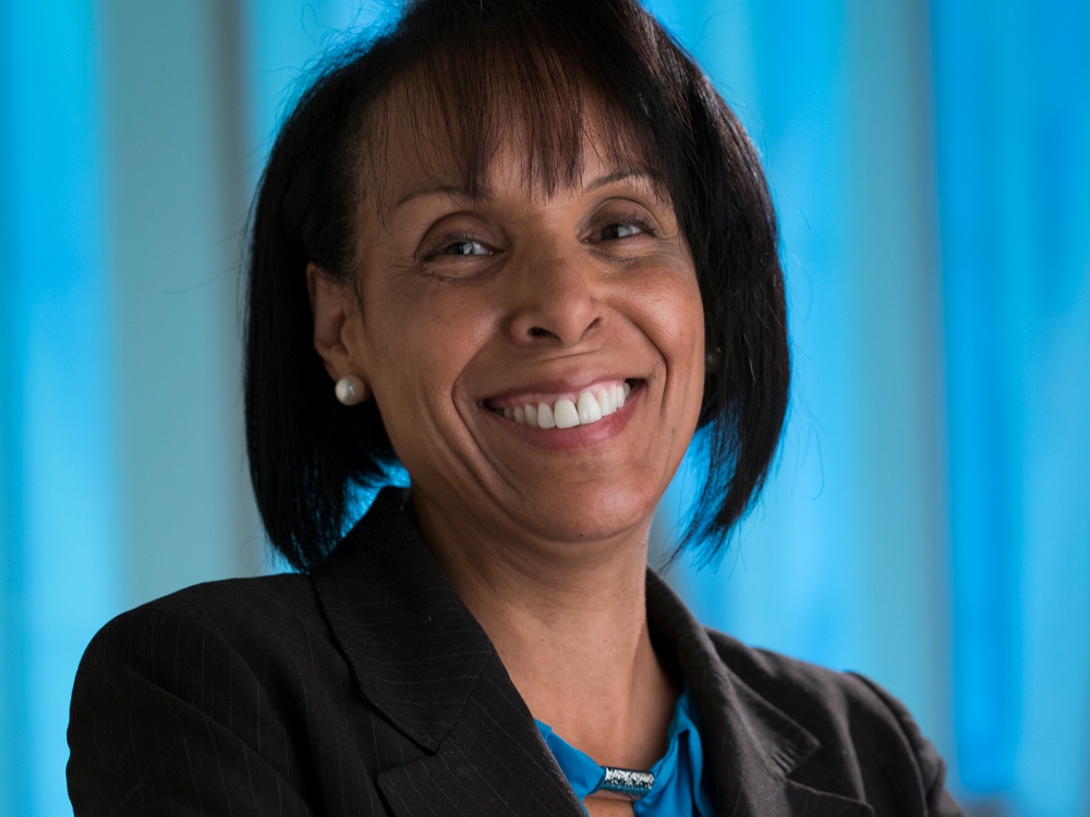 Karen Duncan headshot. She appears to be a black woman.