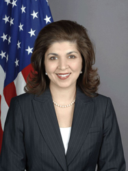 Farah Pandith
