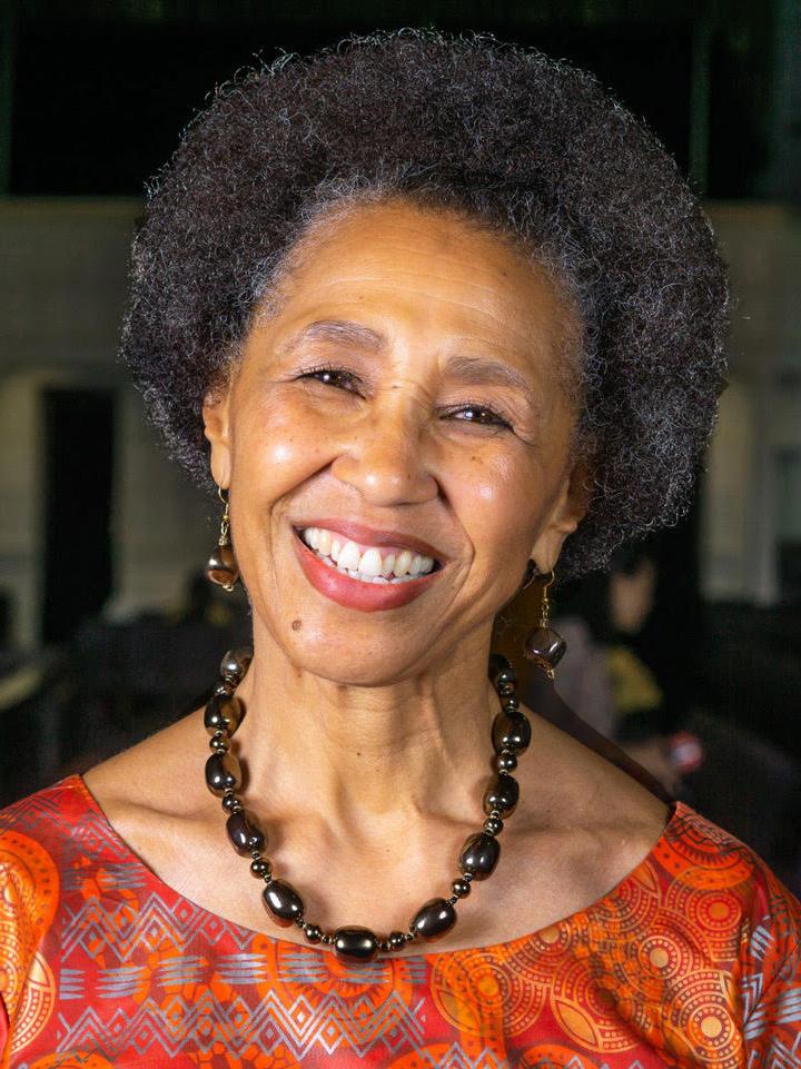 Headshot of Gloria Elaine White-Hammond