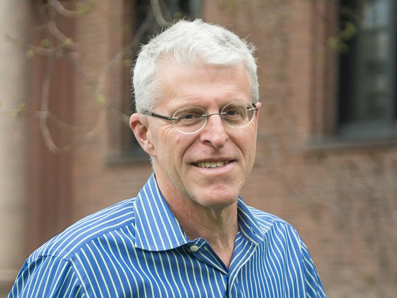 Michael Gorra portrait