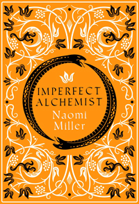 Imperfect Alchemist book cover